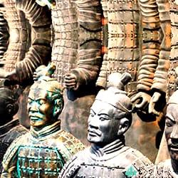 Guerreros-de-Terracota-China