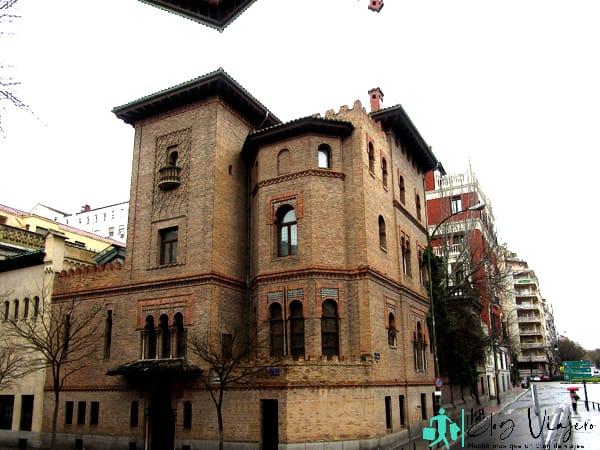Palacete de Don Guillermo de Osma 1