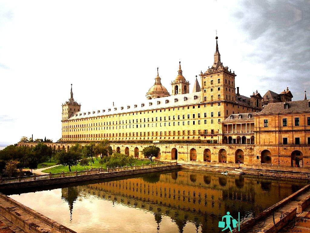 Real Sitio de San Lorenzo del Escorial Madrid